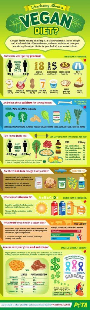 Veganisme wat en waarom: vegan voeding