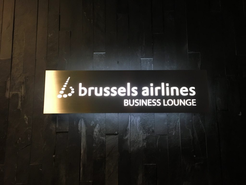 brussels airlines business lounge