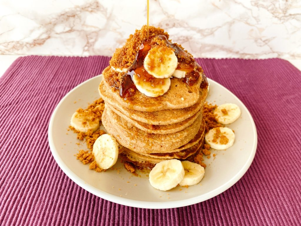 pancakes ahornsiroop