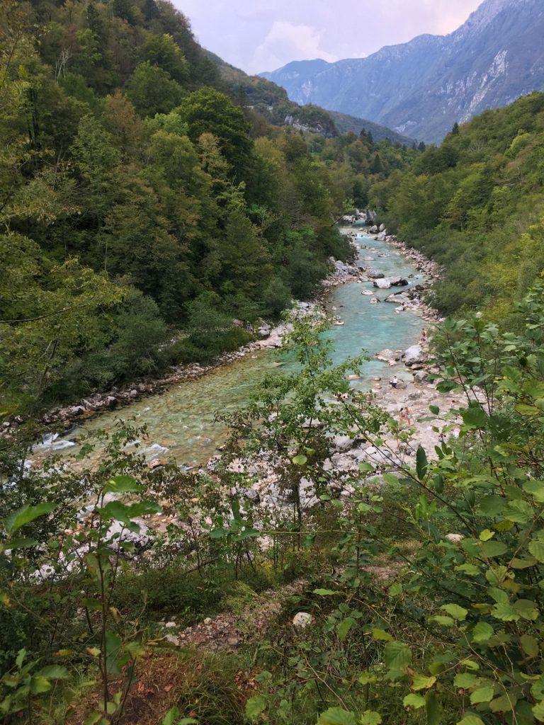 Kobarid 10 mooiste plekken in Slovenië