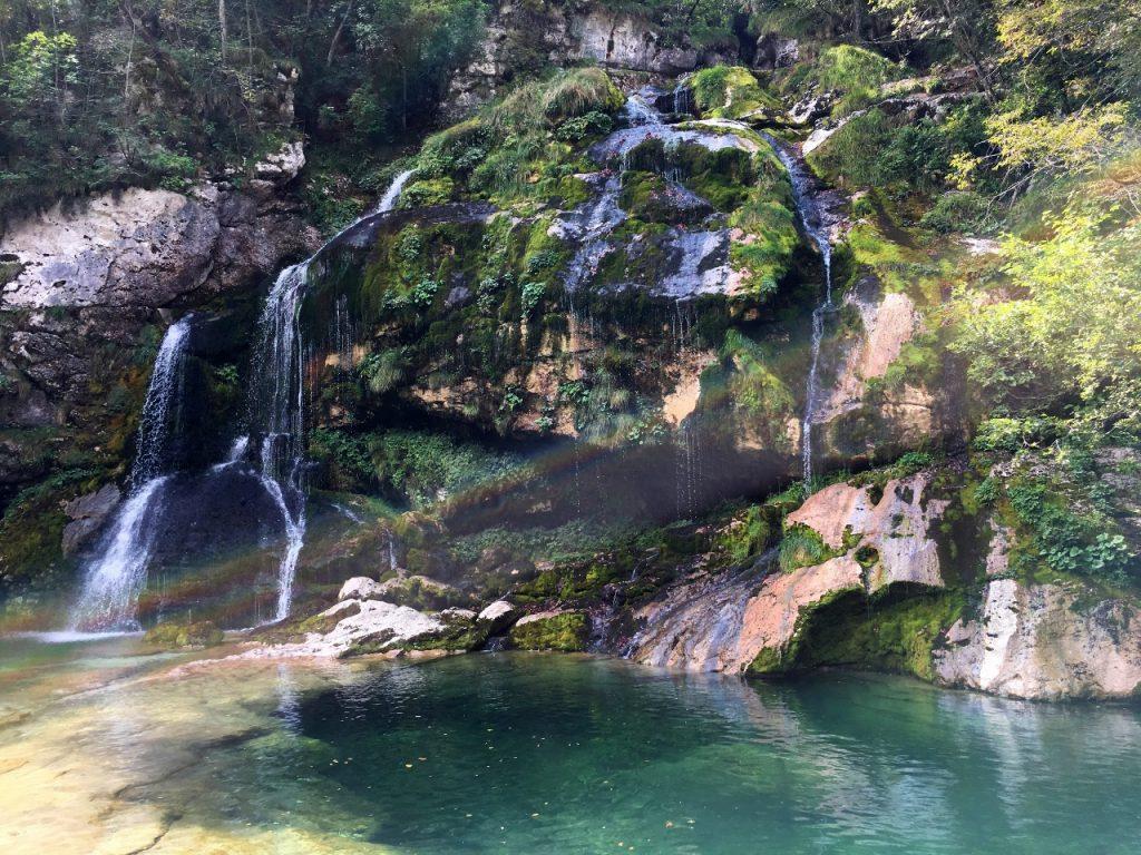 Slap Virje Bovec 10 mooiste plekken in Slovenië