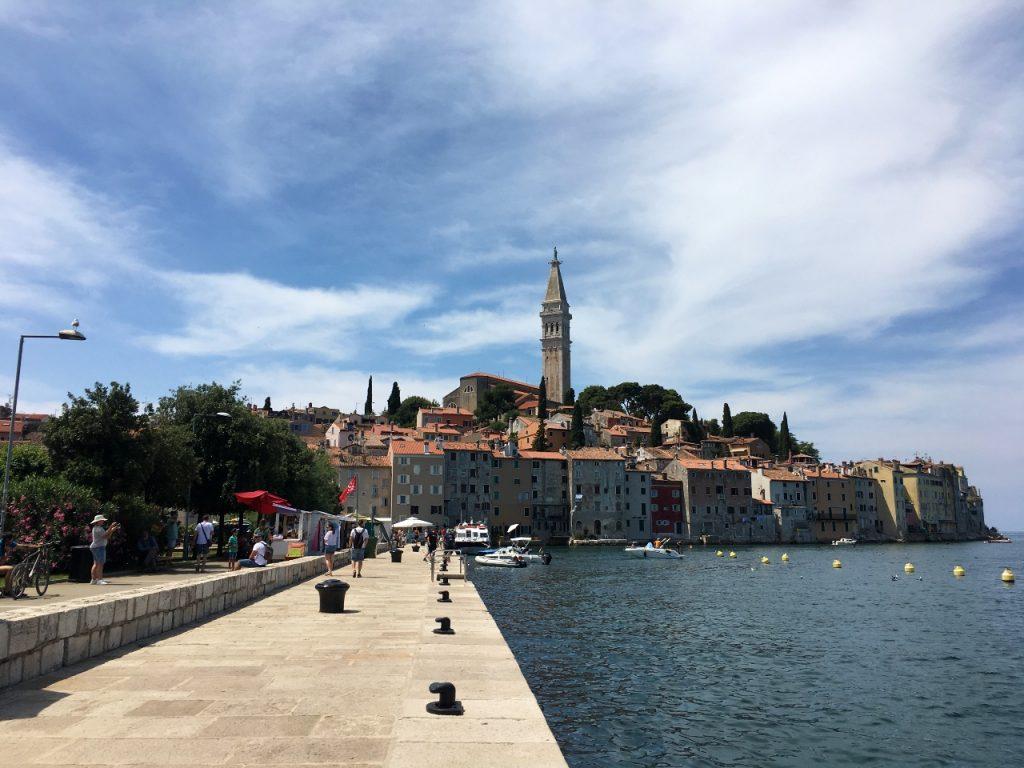 Top bezienswaardigheden in Istrië kroatie rovinj