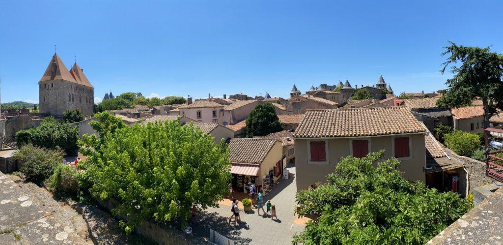 carcasonne panorama