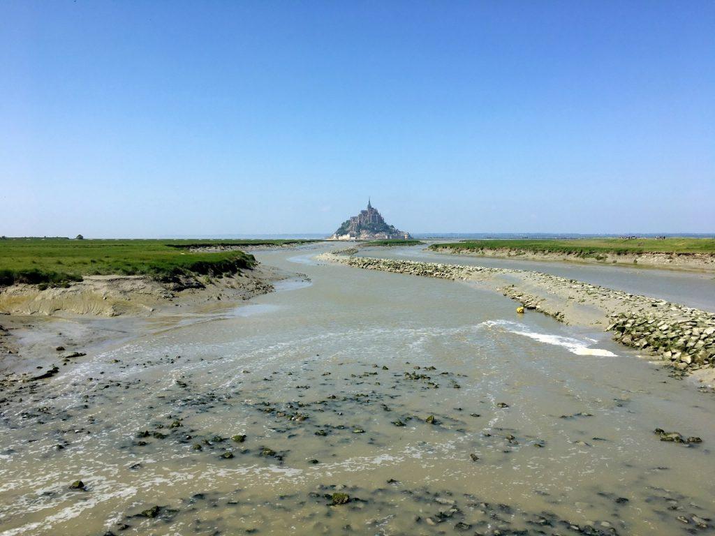 mont saint-michel eiland
