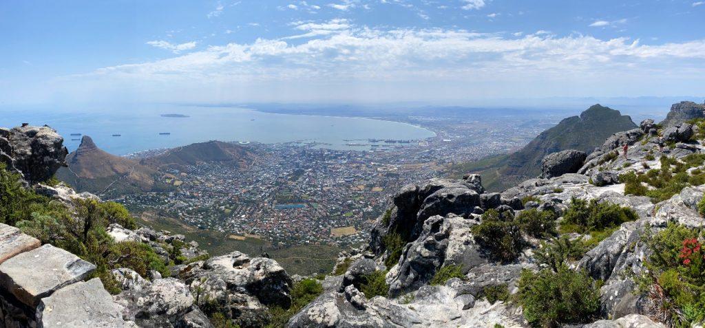 1 week Zuid-Afrika tafelberg