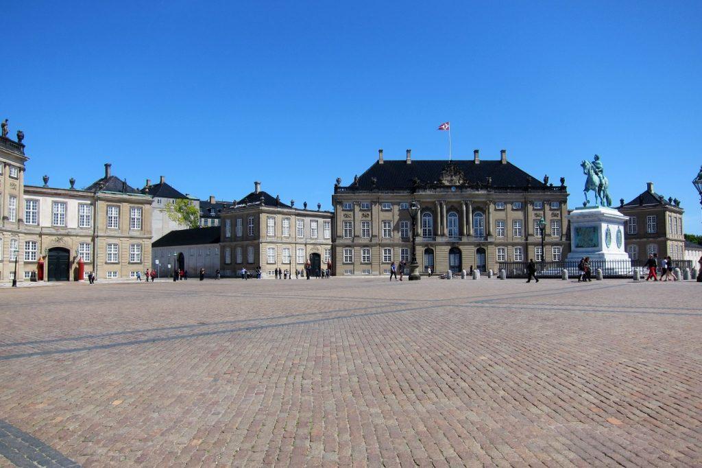 Amaliënborg Kopenhagen budgetvriendelijk