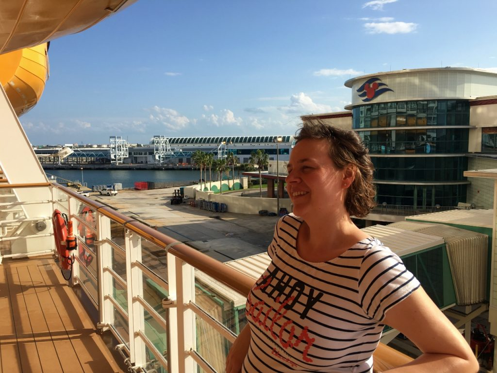 Disney Cruise Line Port Canaveral