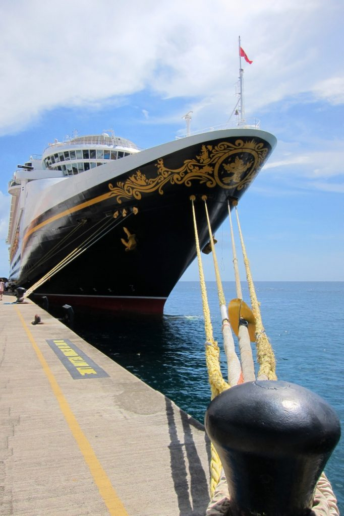 Disney Cruise Line Transatlantisch
