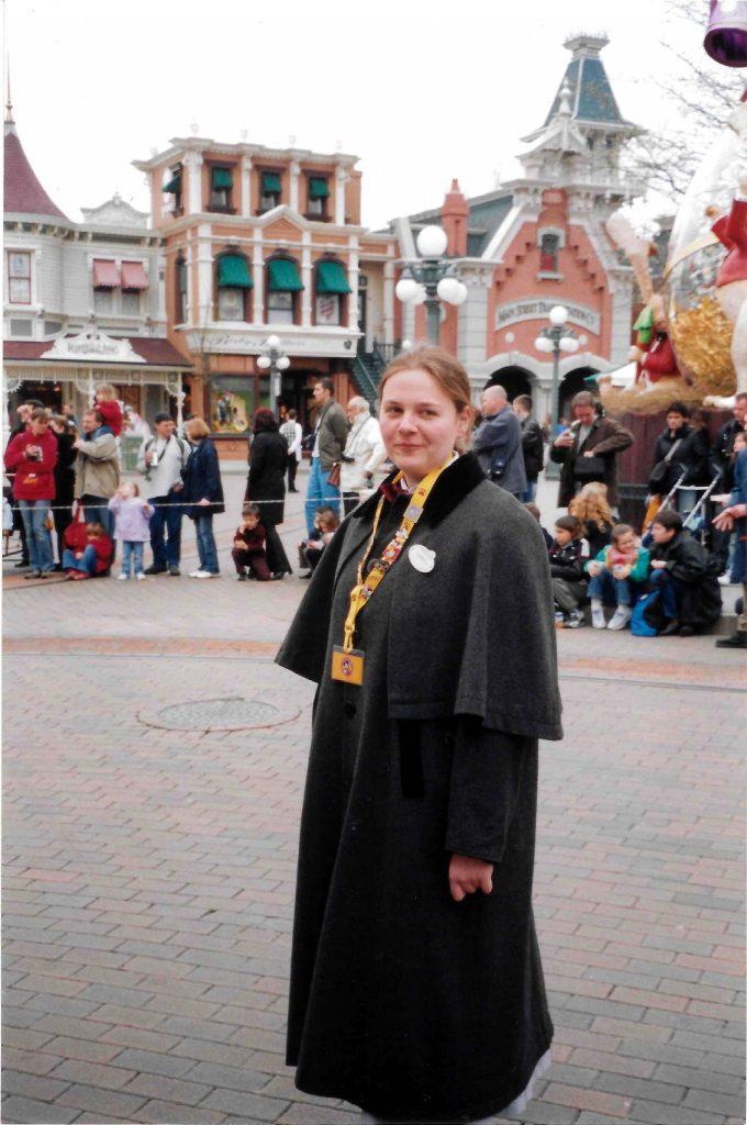 cast member City Hall Main Street Liesbeth