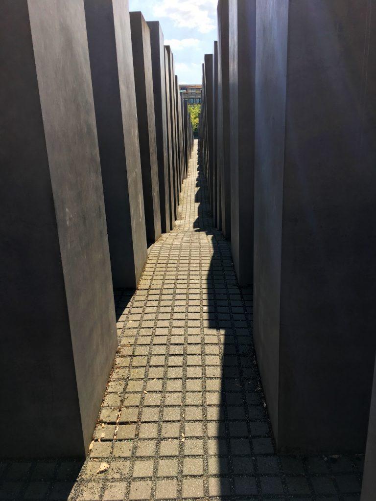 Holocaust Monument Vegan in Berlijn