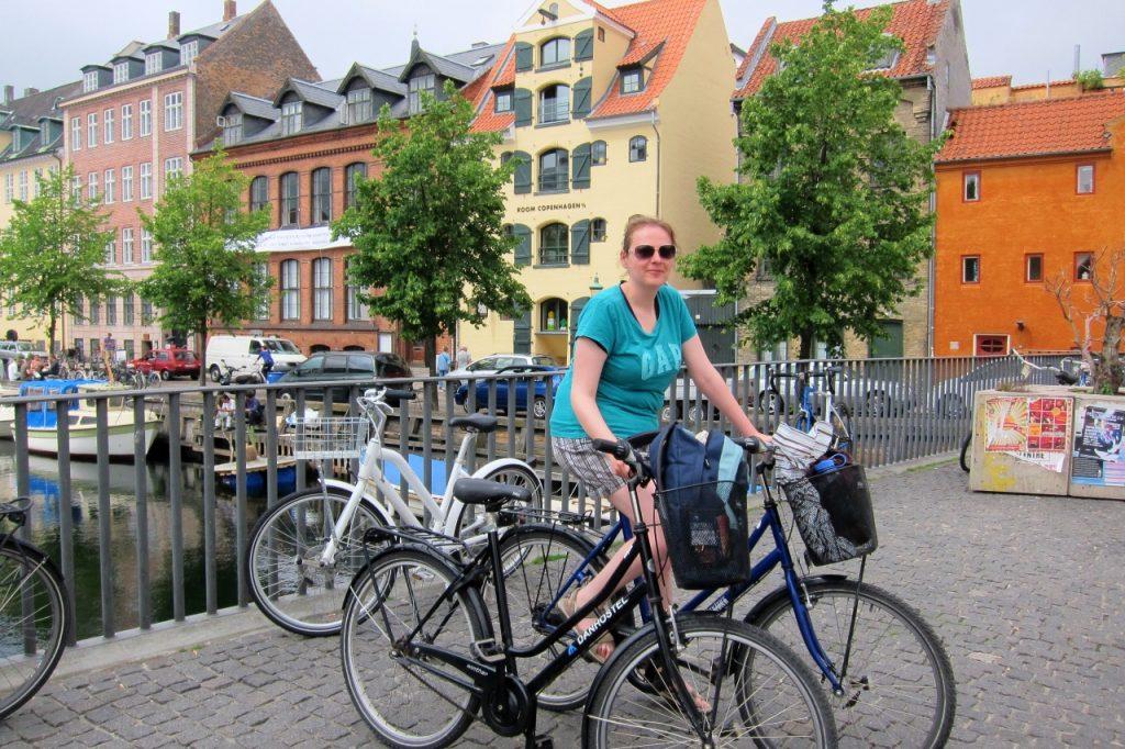 Kopenhagen budgetvriendelijk fiets