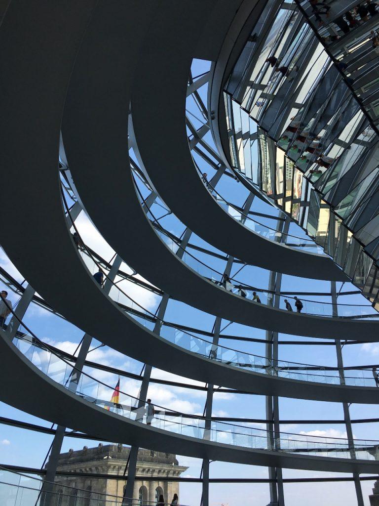 Reichstag Vegan in Berlijn