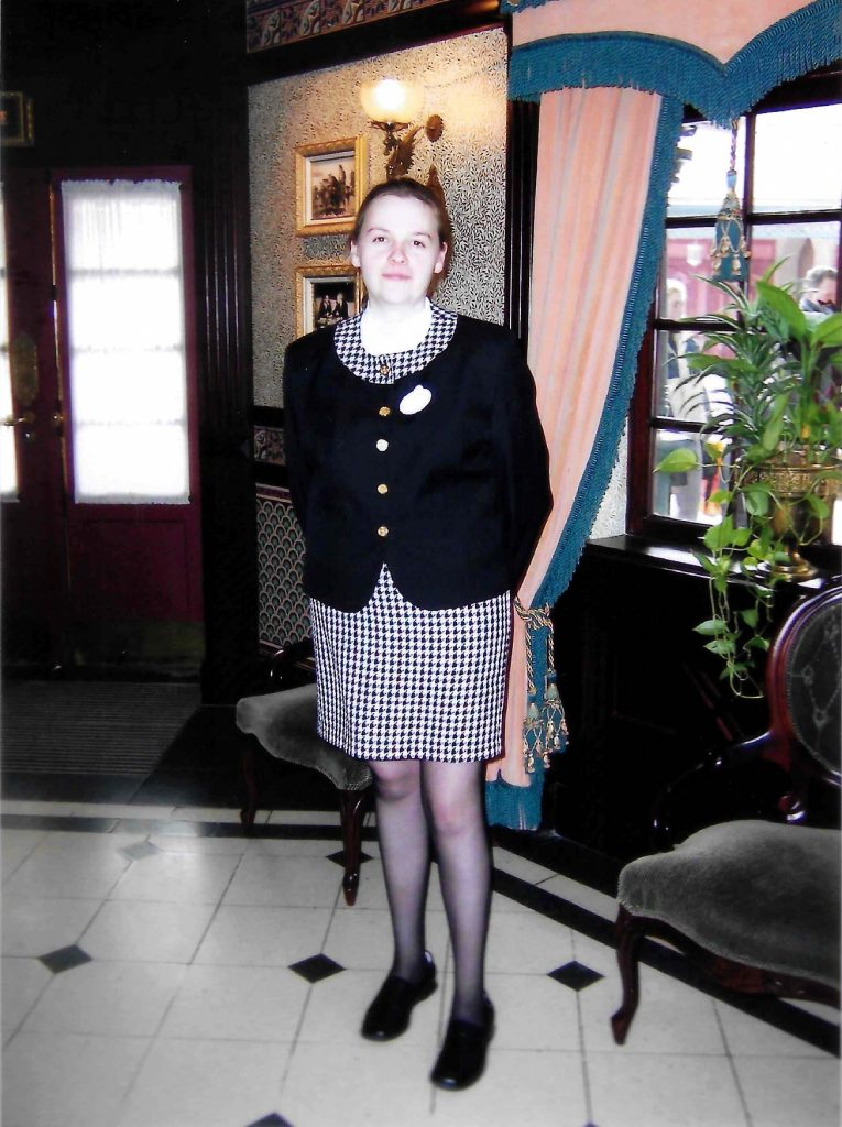 Studio Services Disneyland Parijs cast member Liesbeth