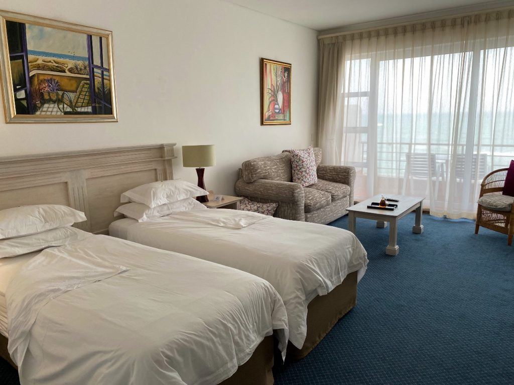 arniston spa hotel kamer 1 week Zuid-Afrika Kaapregio