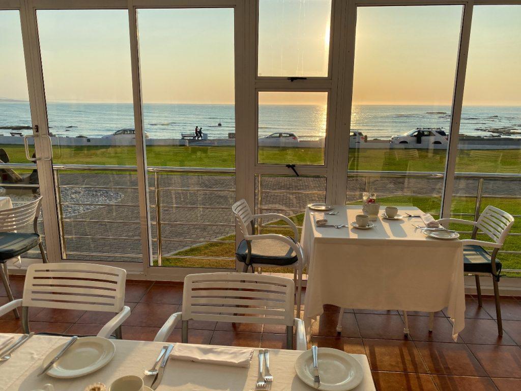 arniston spa hotel restaurant
