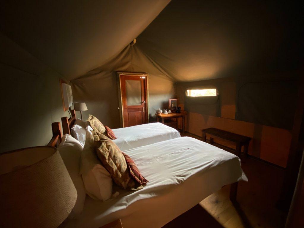 buffelsdrift game lodge tent 1 week Zuid-Afrika Kaapregio
