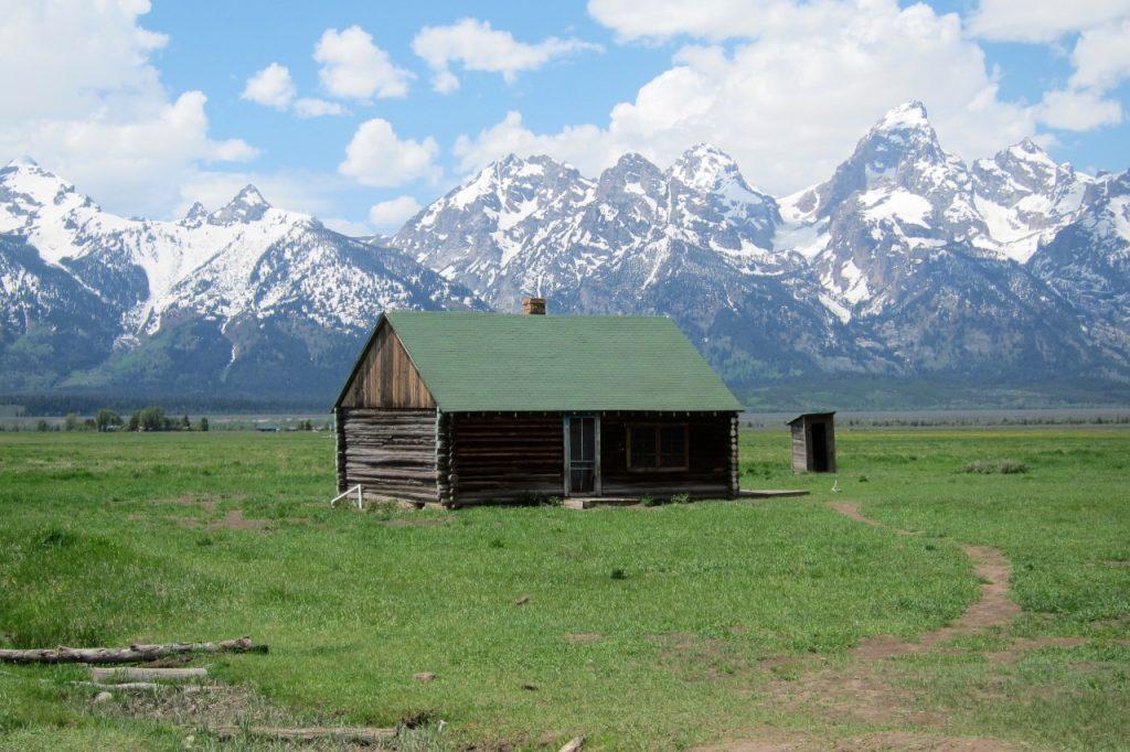 tips om yellowstone te bezoeken mormon row