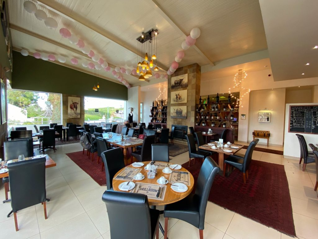 val du charron restaurant 1 week Zuid-Afrika Kaapregio