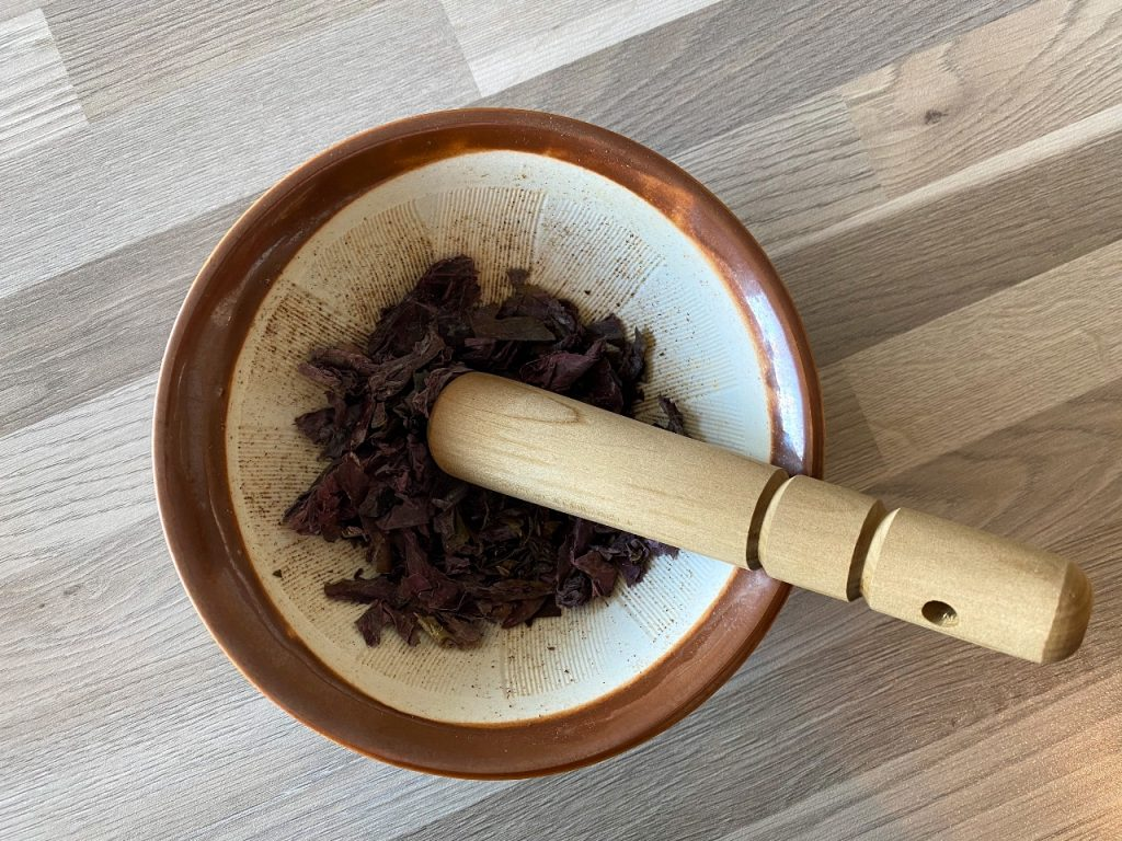 dulse condiment topping