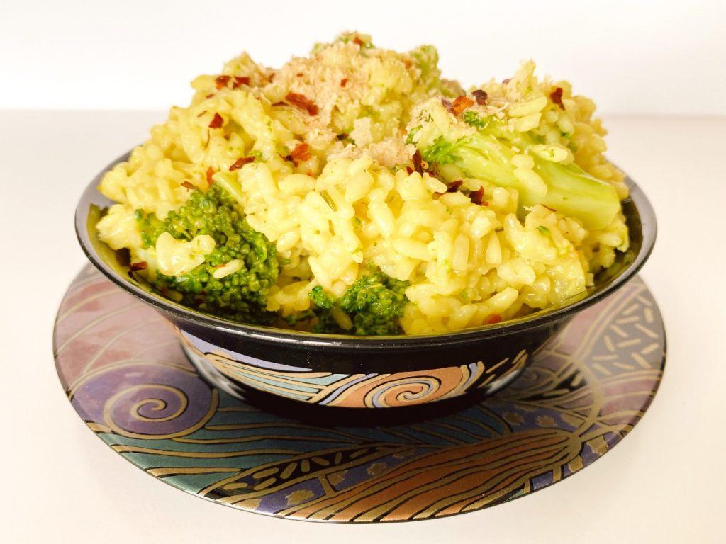 veganistische risotto recept